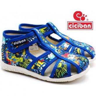 Dětské bačkory Ciciban ELON 440