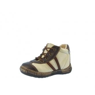 Dětské celoroční boty Pegres 1400 písková