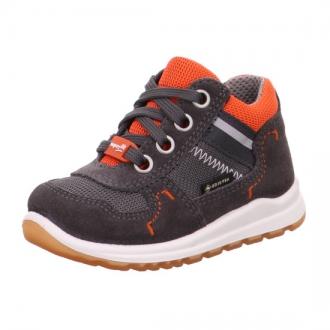 Dětská celoroční goretexová obuv Superfit 1-000318-2000