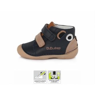 Dětské celoroční boty DDStep S015-803