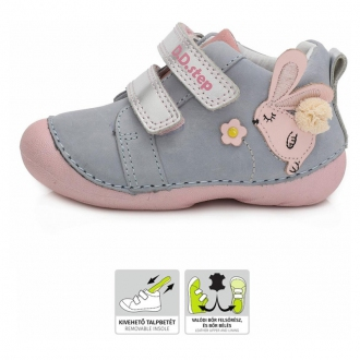 Dětské celoroční boty DDStep S015-511