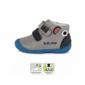 Dětské celoroční boty DDStep S015-803A