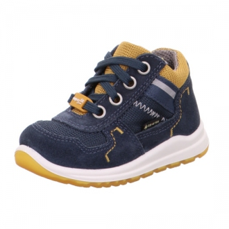 Dětská celoroční goretexová obuv Superfit 1-000318-8000