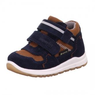 Dětská celoroční goretexová obuv Superfit 1-000319-8000
