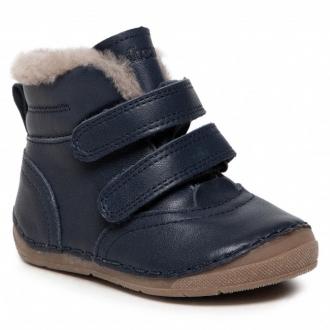 Dětská kožená zimní obuv Froddo G2110100-4