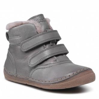 Dětská kožená zimní obuv Froddo G2110100-6