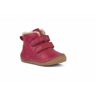 Dětská kožená zimní obuv Froddo G2110100-8