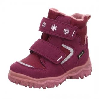 Dětské goretexové zimní boty Superfit 1-000045-5020
