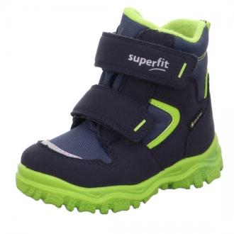 Dětské goretexové zimní boty Superfit 1-000047-8020