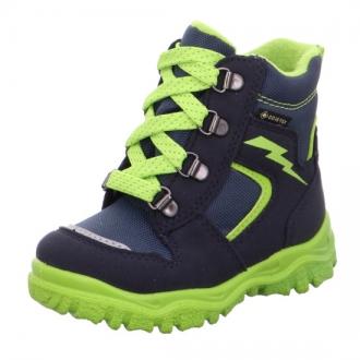 Dětské goretexové zimní boty Superfit 1-000048-8010