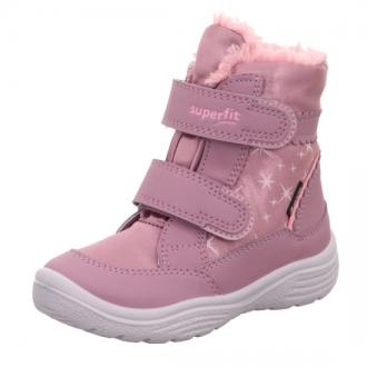 Dívčí goretexové zimní boty Superfit 1-009096-8510