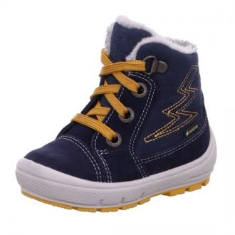 Dětské zimní boty Superfit 1-009306-8000 GROOVY