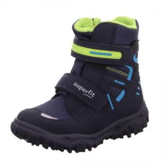 Chlapecké GORE zimní boty Superfit 0-809080-8000