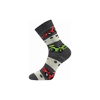 Sibiř Formule VOXX teplé ponožky pro děti
