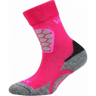 Dětské ponožky Voxx Solaxik fuchsie