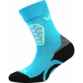 Dětské ponožky Voxx Solaxik tyrkysová