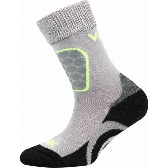 Dětské ponožky Voxx Solaxik Šedá