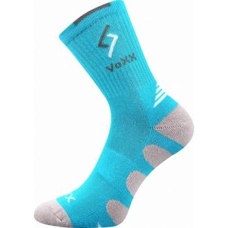VOXX Tronic dětské funkční ponožky tyrkysová